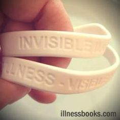 Bracelet - Invisible Illness - Visible Hope