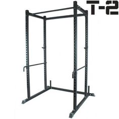 Titan Power Rack Squat Deadlift HD Lift Cage Bench Racks stand cross fit pull up, Black Crossfit Equipment, Crossfit Gym, No Equipment Workout, Power Rack, Powerlifting Gym, Home Gym Garage, Basement Gym, Half Rack, Gym