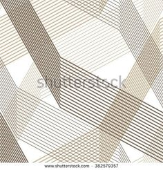 Linear pattern, seamless vector background.
