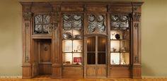 18th century Parisian storefront, Metropolitan Museum of Arts