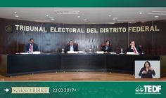 REVOCA TECDMX CONVOCATORIA DE LA CONSULTA CIUDADANA PARA COORDINADOR TERRITORIAL EN TLÁHUAC