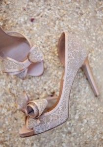 Most Glamorous Bridal Shoes
