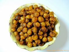 Eat Little, Eat Big: Recipe for Smoky Fried Chickpeas