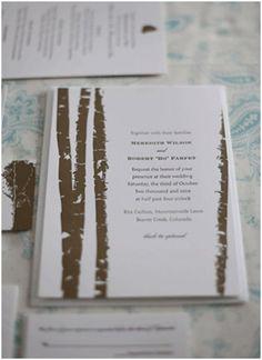 Aspen Tree Letter Perfect Designs Digital Calligraphy