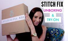 Stitch Fix June 2015 review & unboxing + video