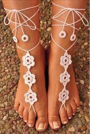 Risultati immagini per suole per sandali all'uncinetto donna