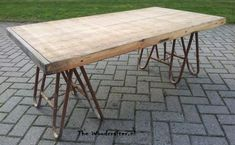 Salontafel Steenschot | The Woodcrafters Shop | The Woodcrafter