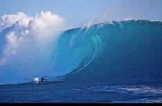 Windsurfing at Jaws/Maui by Jason Polakow for JP Australia