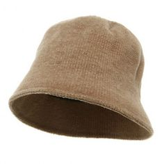 d7fd20c35d0 Bucket - Camel Winter Thick Chenille Bucket Hats