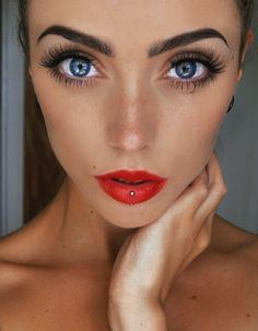 want a lip piercing really bad what do you guys think? PLEASE COMMENT