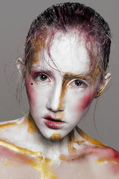 tricks and various other makeup artist) - Alex Box inspired by)