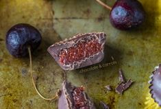 Chocolate Cherry Cups