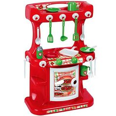 Ristorante Italiano játékkonyha 60cm - Faro Toys webáruház Ristorante Italiano játékkonyha 60cm - Faro Toys játékbolt