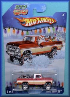 Texas Drive Em 2009 Hot Wheels Holiday Rods by Mattel. $19.98. 2009 Hot Wheels…