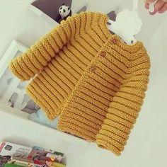 Knit baby cardigan – merino knit baby cardigan – handknit sweater – handmade newborn – knit baby jacket – newborn knit – The Best Ideas