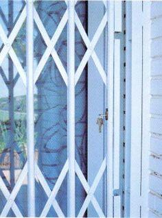 Rejas de ballesta para ventanas sistema plegable - Aluminios garcilaso ...