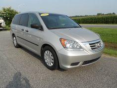 2008 Honda Odyssey: #Honda #Odyssey