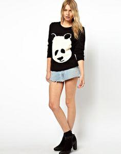 Paul The Panda Jumper