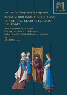Exposición (del 20 de septiembre al 8 de octubre) y conferencia inaugural en el Paraninfo de la Universidad de Zaragoza (20 de septiembre, a las 19:30 h.)