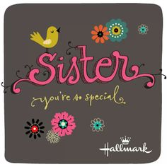 For the best sister ever,Lily Love You Sis, Brother And Sister Love, Best Sister Ever, Sister Day, My Love, Dear Sister, Baby Sister, Sister Poems, Brother Sister Quotes