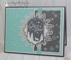 I used the Stampin' Up! Merry Little Labels stamp set bundle to create my card for the Sunday Stamps sketch challenge this week. Here is the sketch for Sunday Stamps SSC162. Be sure to stop …