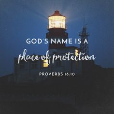 Proverbs 'God's name is a fortified tower,. Bible Verses Quotes, Bible Scriptures, Scripture Verses, Jesus Quotes, Morning Scripture, Devotional Bible, Faith Verses, Biblical Verses, Godly Quotes