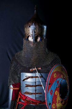 Heavy armored Warriors