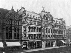 Grand Theatre Corporation Street Birmingham