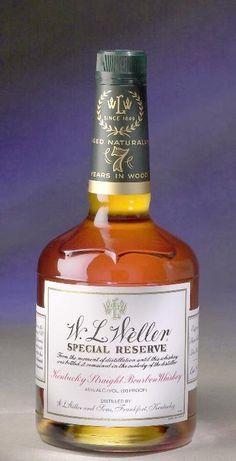 BourbonEnthusiast.com • Bourbon Reviews • W L Weller Special Reserve  pretty bottle, classy label, low price!