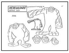Herculoids