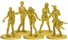 Zombicide: Season 3 by CoolMiniOrNot » Updates — Kickstarter Skinner Zombies