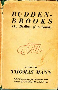 Buddenbrooks-The Decline of a Family