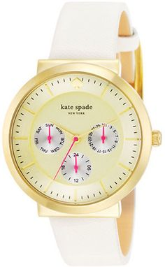 Kate Spade Ladies' Multi-Function Metro Grand Watch on shopstyle.com