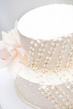 Like this piping on cake