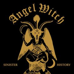 nwobhm | Metal Militia: Angel Witch [Uk] - Heavy Metal / NWOBHM