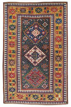 Kazak, Caucasus,19th C (3rd Q)
