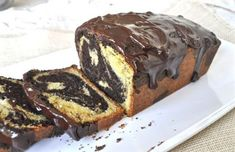Ciao Chow Linda: Chocolate Orange Marble Loaf Cake and a Giveaway Lindt Chocolate, Chocolate Orange, Chocolate Flavors, Breakfast Dishes, Best Breakfast, Candied Orange Peel, Marble Cake, Oven Baked Chicken, Loaf Cake