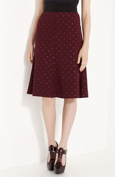In LOVELOVELOVE with this Marc Jacobs skirt.