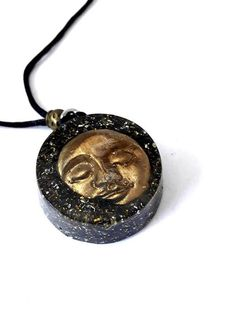 Orgonite pendant-Caritas of by ORGONITHEKA on Etsy