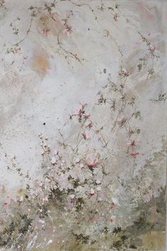 floral painting. from my investigation it is by an artist by the name of Laurence Amélie http://laurence-amelie.com