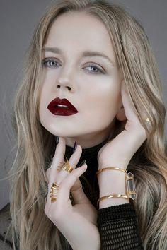 Photo: Jvdas Berra Styling: Nayeli De Alba Model: Svetlana Legun @ New Icon Model Management Hair: Jonathan Mas