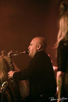 Konstantin Iliev - Tina Turner Tributeband Hot Leggs