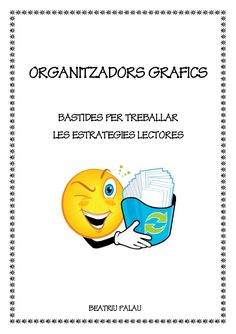 Organitzadors grafics by Beatriu Palau via slideshare Visual Learning, Learning Spanish, Language Lessons, Spanish Language, Teaching, Writing, Education, Colors, Activities
