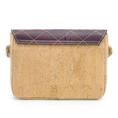 Schultertasche «Brown Flap» aus Kork – Nachhaltige Umhängetasche Zip Around Wallet, Bags, Fashion, Vegan Handbags, Notebook Bag, Fashion Women, Leather, Handbags, Moda