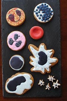 cell cookies