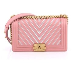9b4f6eb2acb4 View this item and discover similar crossbody bags and messenger bags for  sale at - This authentic Chanel Boy Flap Bag Chevron Painted Calfskin Old  Medium ...