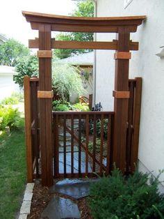 Frame For A Garden - asian - spaces - minneapolis - Garden Structures & More