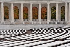 """""""Memorial Amphitheater"""" This is a copyrighted photo. If you wish to purchase this photo or any other of my fine art prints, please visit my website at; http://jerryfornarotto.artistwebsites.com/  Watermark will be removed from all prints purchased."""