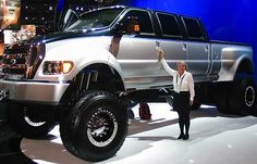 Ford Lifted Trucks - monsters