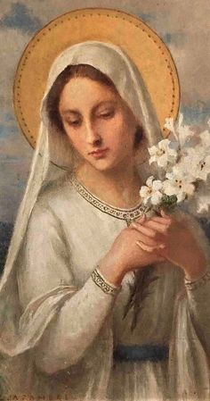 Divine Mother, Blessed Mother Mary, Blessed Virgin Mary, Religious Images, Religious Icons, Religious Art, Catholic Pictures, Jesus Pictures, Sainte Rita